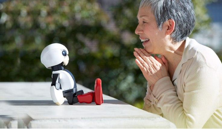 Kirobo 2.0 Robot Companion